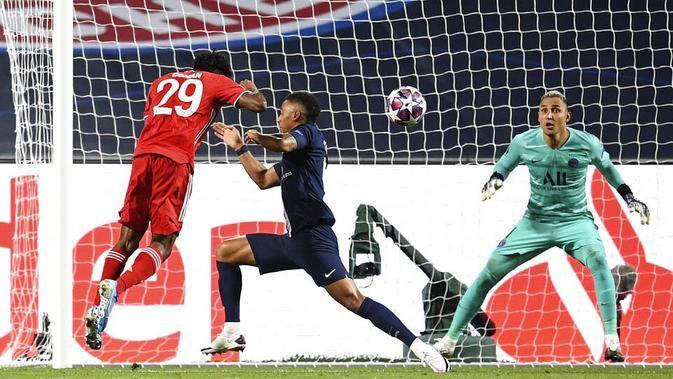 Coman Pencetak Goal Tunggal Kemenangan Bayer Munich